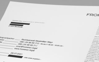 Abmahnung Frommer Legal Filesharing