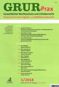 Markenrecht Hamburg Fachanwalt