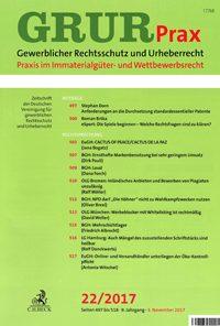 Markenrecht Hamburg Rechtsanwalt